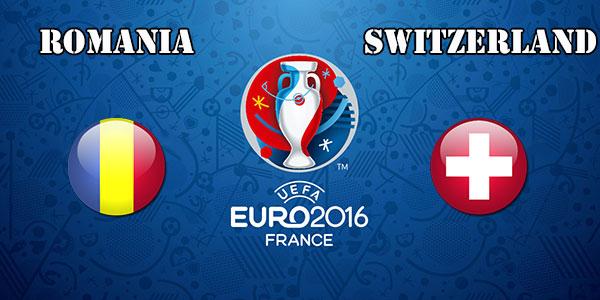Romania Elvetia Euro 2016