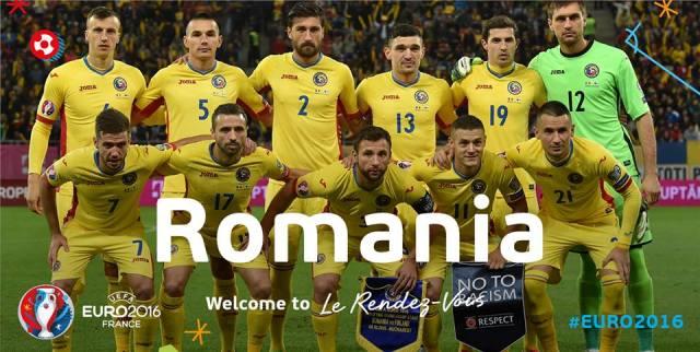 Romania la EURO