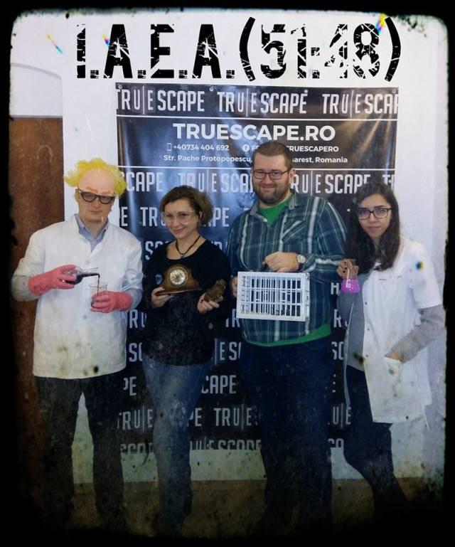 TrueEscape New Team