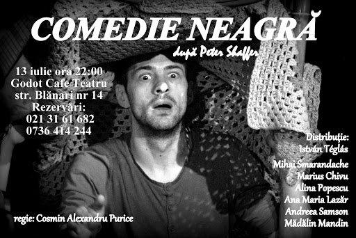 comedie neagra poster