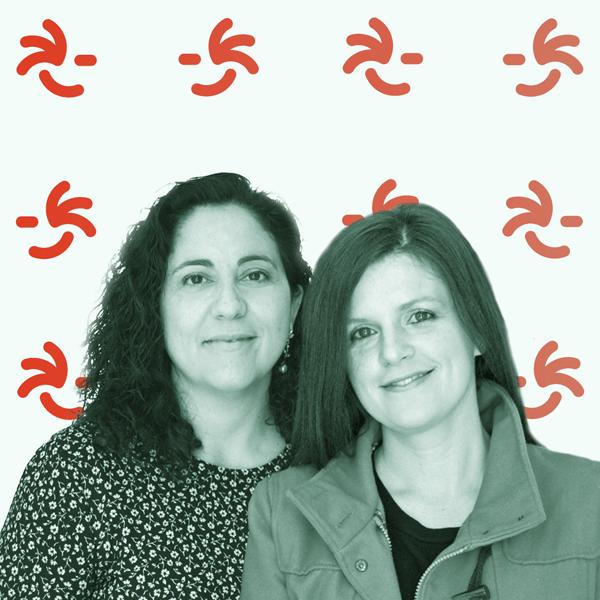 Marta Ferrero y Laura Bermúdez