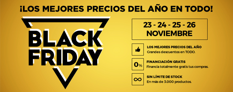Macnificos Black Friday 2017