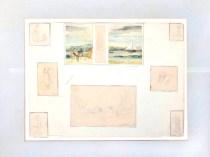Emil Carlsen : Sketch compilation, ca.1875-1876.