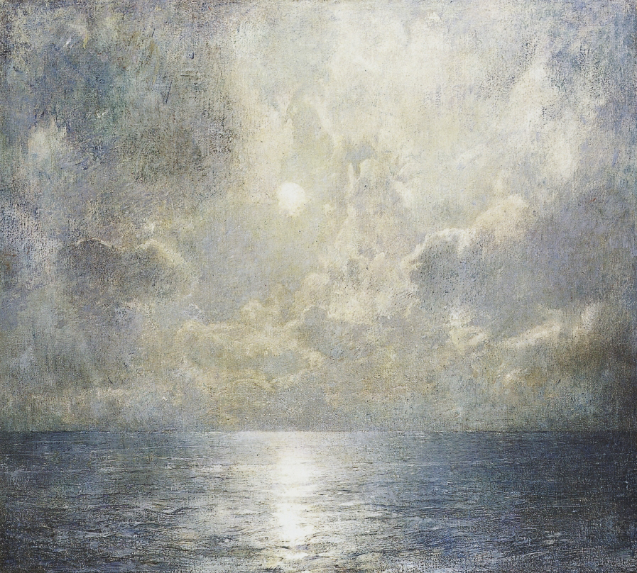 Emil Carlsen Charleston Harbor, 1909