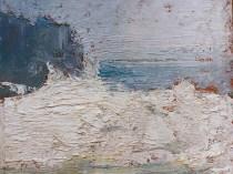 Emil Carlsen : Surf study, ca.1910.
