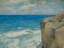 Emil Carlsen Entrance to St. Thomas harbor, 1915