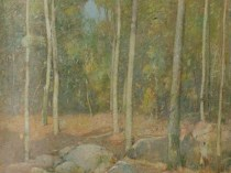 Emil Carlsen Early October, 1923