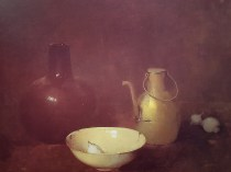 Emil Carlsen : The sung bowl, ca.1918,