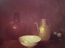Emil Carlsen : The sung bowl, ca.1918,