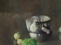 Still Life (also called Pomegranate and Double Boiler), 1927