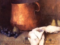 Emil Carlsen The Copper Pot, 1931
