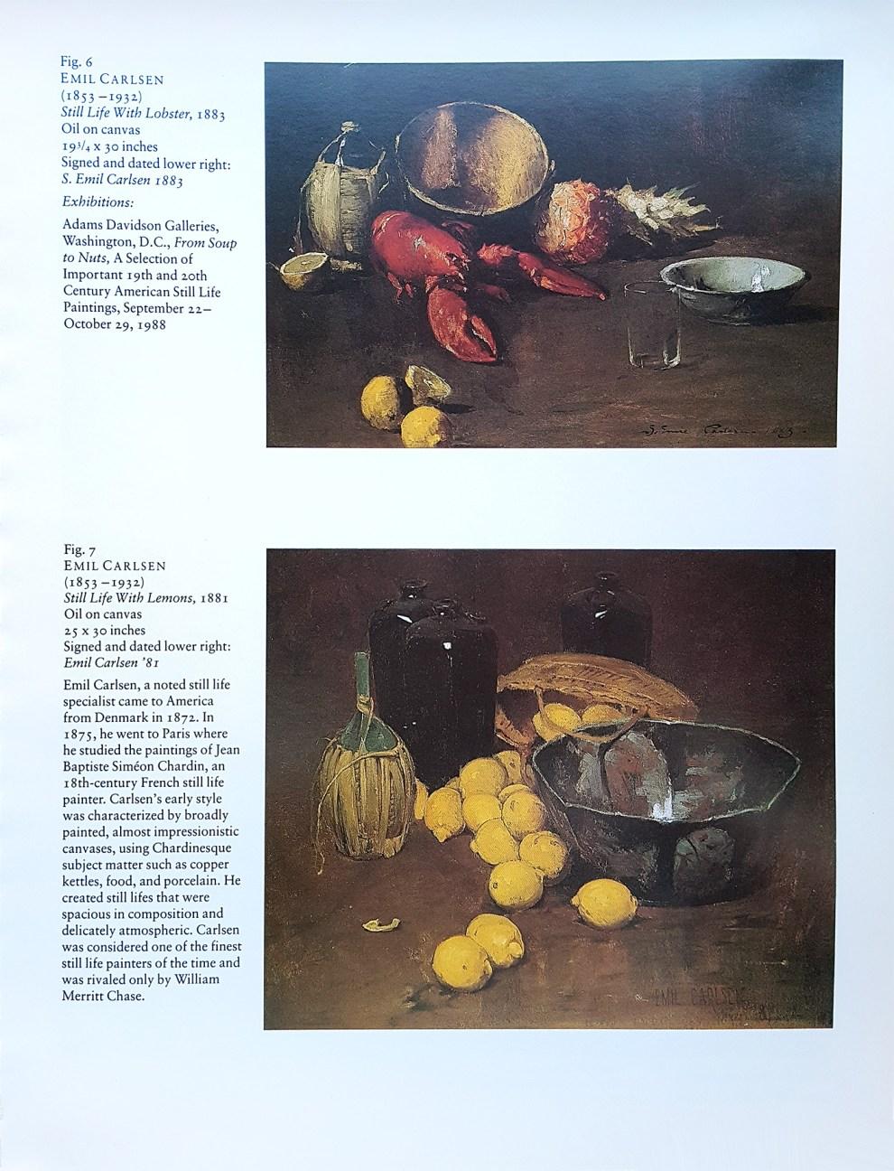 "1989 Coe Kerr Gallery, New York, NY, ""American impressionism ii"", May 19 – June 23."