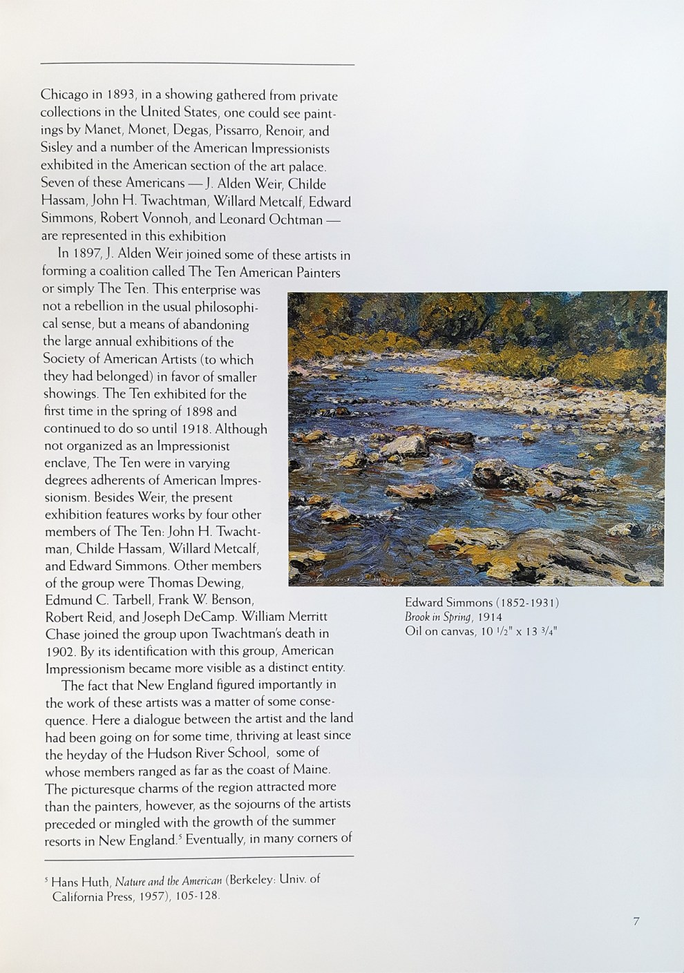 "1992 Polk Museum of Art, St, Lakeland, FL, ""Connecticut art and artists"", February 1 – March 29."