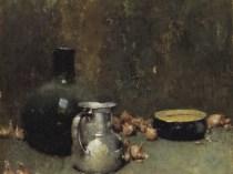 Emil Carlsen : Still life, ca.1915.