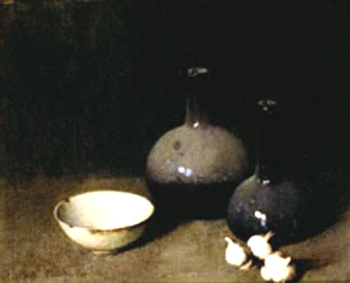 Emil Carlsen Still Life with Garlic, c.1908