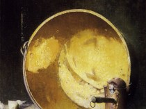 Emil Carlsen Still Life - Brass and Copper (also called Still Life) 1926
