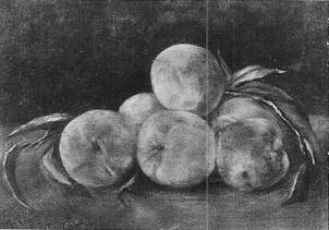 Emil Carlsen Still Life with Peaches, c.1894