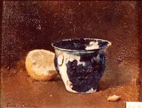 Emil Carlsen Still Life with Lemon, c.1919