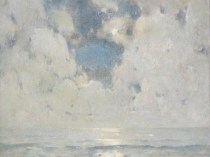 Emil Carlsen Moonlight, c.1910