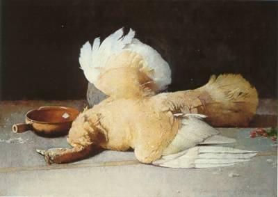 Emil Carlsen : Nature mort, 1895.