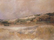 Emil Carlsen Cape Ann Sands (also called Sand Dunes), 1885