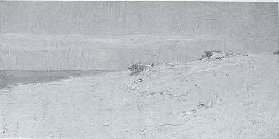 Emil Carlsen Sand Dunes c.1922