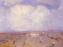 Emil Carlsen Along The Sound, Skagen, c.1925