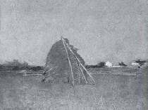 Emil Carlsen The HayStack, c.1907