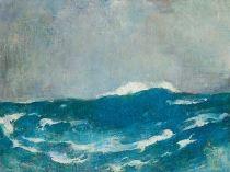 Emil Carlsen Ocean Rhapsody, 1930