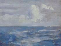 Emil Carlsen Seascape #2, c.1913