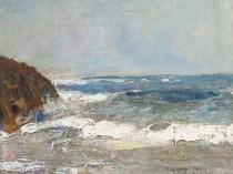 Emil Carlsen Marine, c.1914