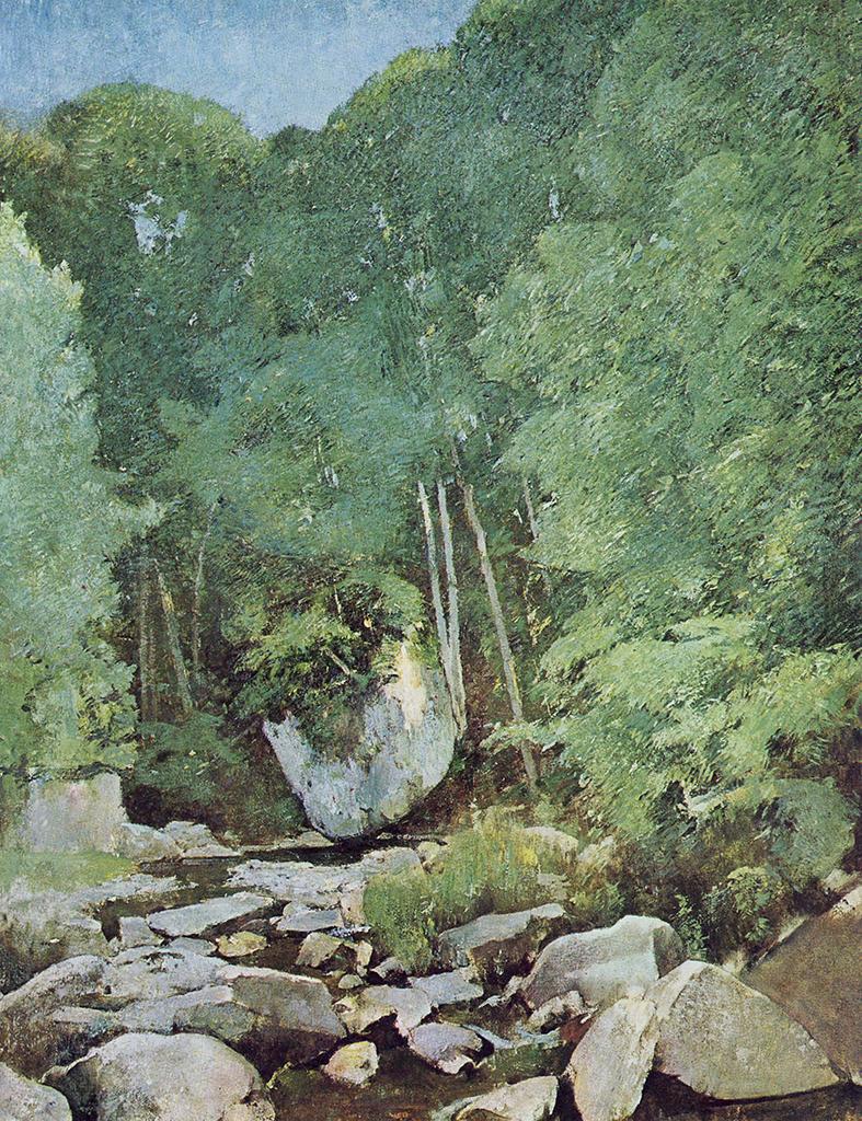 Emil Carlsen Falls, c.1928