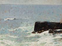 Emil Carlsen : Seascape no. 9, ca.1913.