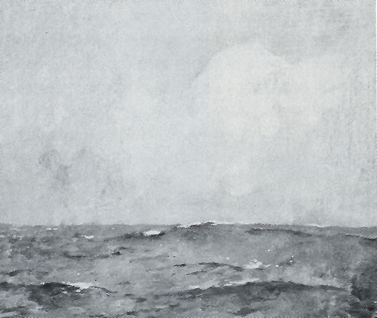 Emil Carlsen Open Sea, c.1909