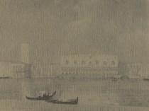 Emil Carlsen Venice Scene, 1909
