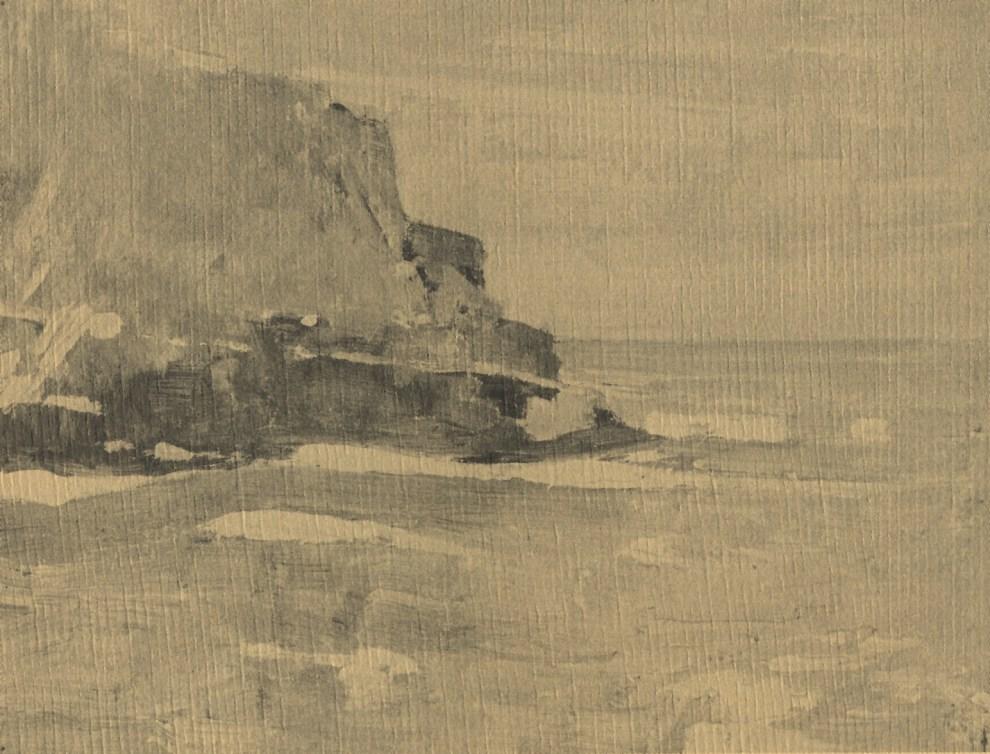 Emil Carlsen Lands End, c.1914