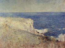 Emil Carlsen Hassam Seascape (also called Coastal Scene), 1927