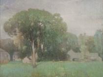 Emil Carlsen Afternoon Landscape, ca.1907