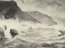 Emil Carlsen Marine (172), 1882