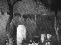 Emil Carlsen Moonlight and Lamplight, ca.1915
