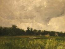 Emil Carlsen Summer Landscape, ca.1871