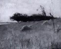 Emil Carlsen Landscape Sketch, c.1931