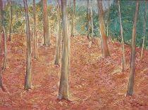 Emil Carlsen Landscape with Trees, 1885