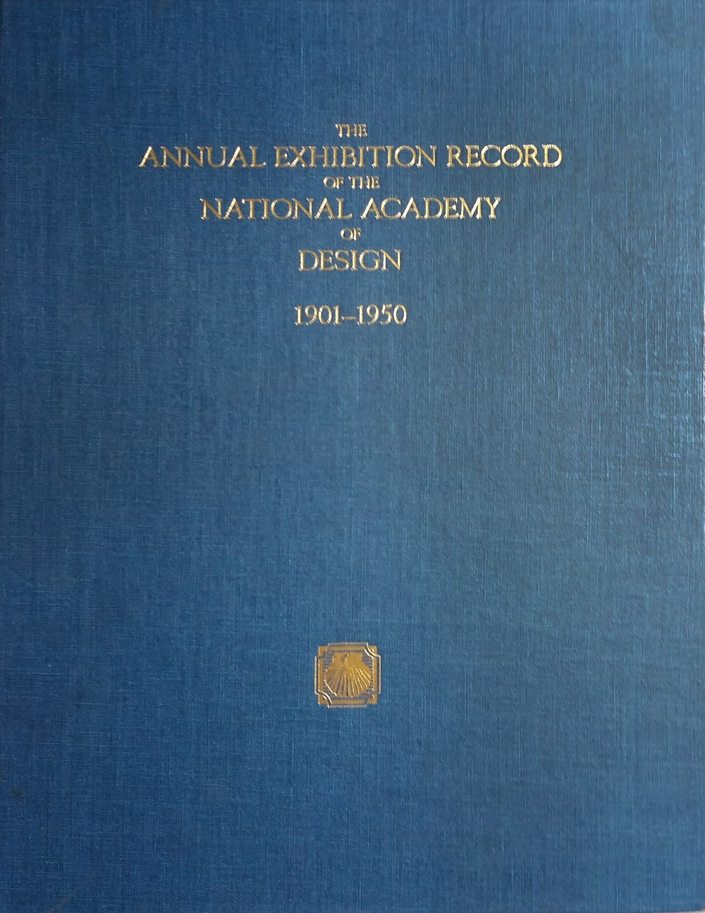 National Academy of Design Annual Exhibition Record
