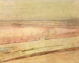 Emil Carlsen Sand Bar, c.1923