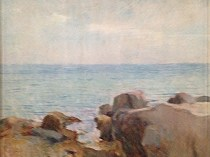 Emil Carlsen Low Tide, c.1911