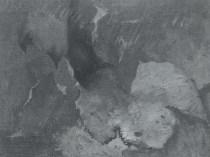 Emil Carlsen Leaf Study, c.1922