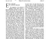 "The International Studio, ""Emil Carlsen"" by Duncan Phillips, June, 1917, Volume 61, Number 244, page 105-110"