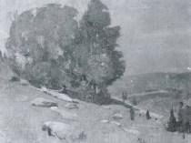 Emil Carlsen : Early June, ca.1925.