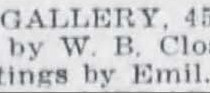 "The Brooklyn Daily Eagle, Brooklyn, NY, ""The Art Calendar"", December 7, 1919, Page 72"